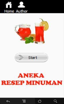 Aneka Resep Minuman apk screenshot