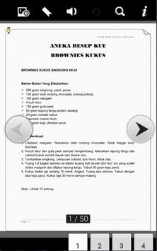 Resep Brownies Kukus apk screenshot