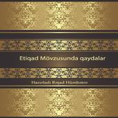 Etiqad Kitabi icon