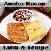 Resep Masakan Tahu & Tempe icon