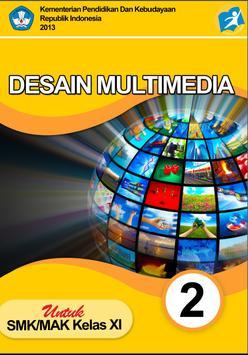 Buku Desain Multimedia XI 2 poster