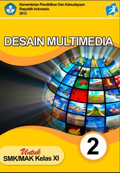 Buku Desain Multimedia XI 2 apk screenshot