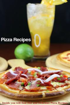 pizza recipes poster
