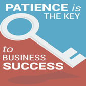 Business Patience icon