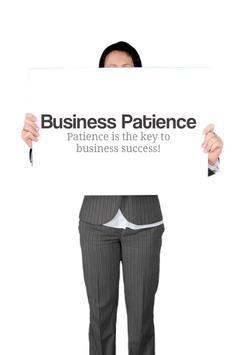 Business Patience apk screenshot