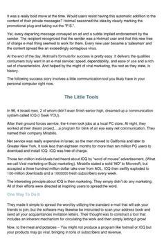 Viral Marketing Tips apk screenshot