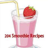 recipe 204 smoothie icon