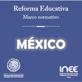 Reforma Educativa México INEE icon