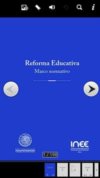 Reforma Educativa México INEE apk screenshot