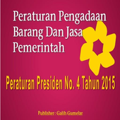 Barang Jasa Perpres 4 2015 icon