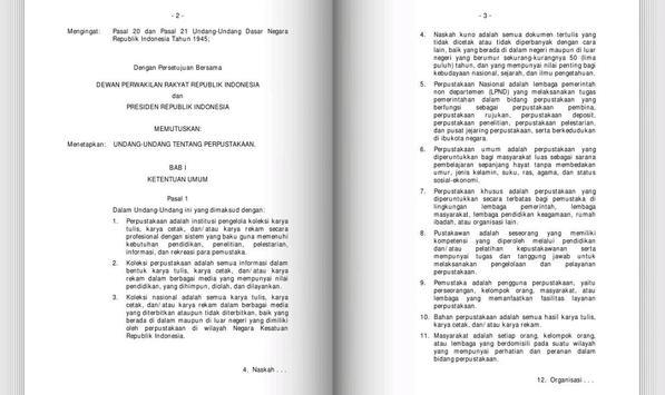 UU Badan Hukum Pendidikan apk screenshot