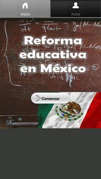 Reforma Educativa México apk screenshot