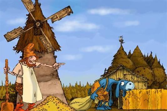 Book Town Musicians of Bremen apk screenshot