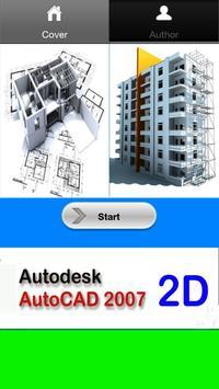 Autocad 2007 2D apk screenshot