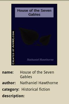 The House of the Seven Gables apk screenshot