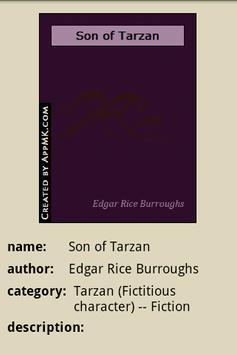 Son of Tarzan apk screenshot