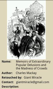 Memoirs of Popular Delusions poster