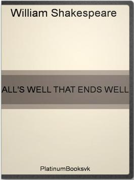 ALL'S WELL THAT ENDS WELL poster