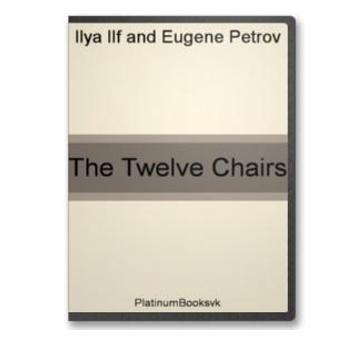 The Twelve Chairs poster