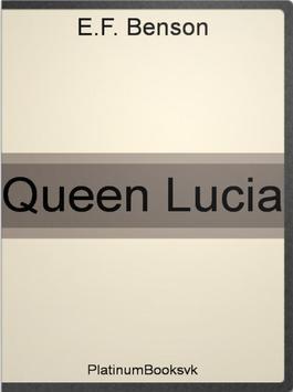 QUEEN LUCIA poster