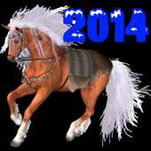 Новый Год 2014 icon