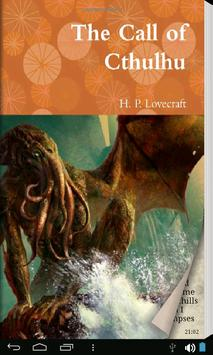The Call of Cthulhu - eBook poster