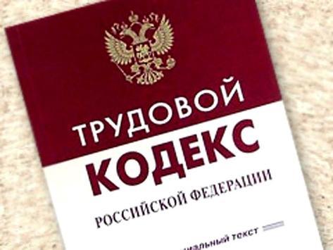 Трудовой кодекс РФ apk screenshot