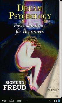 Dream Psychology - eBook poster