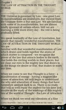 Law of Attraction - eBook poster