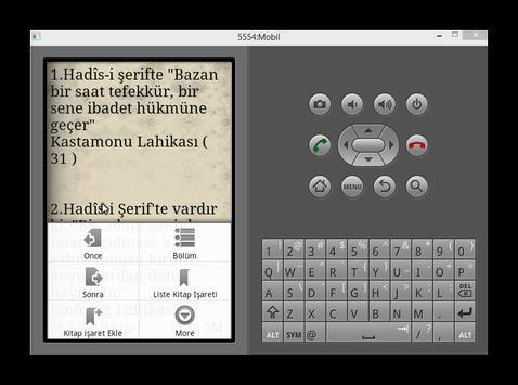 Risale-i Nurdan Vecize Kitabı apk screenshot