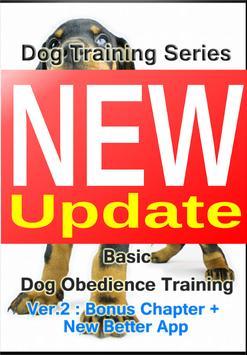 Dog Training - Dog ObedienceV2 apk screenshot