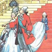 Принцесса на горошине Андерсен icon