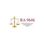 Real Estate Service Act Law icon