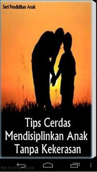 Tips Mendidik Anak Disiplin poster