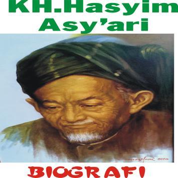 BIOGRAFI KH.HASYIM ASY'ARI poster