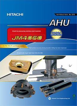 E-Catalog Hitachi AHU poster