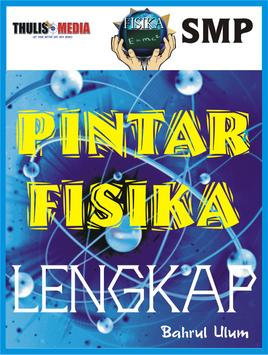 PINTAR FISIKA SMP TERLENGKAP poster