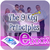 9 key principles for Parenting icon