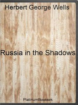 H.Wells.Russia in the Shadows. poster