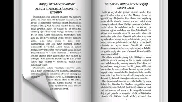 İmam Sadiq (ə) Nəsihətləri apk screenshot