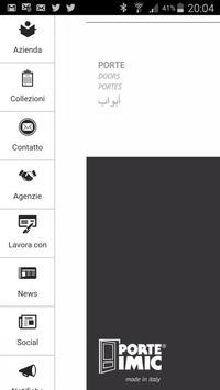 Porte IMIC apk screenshot