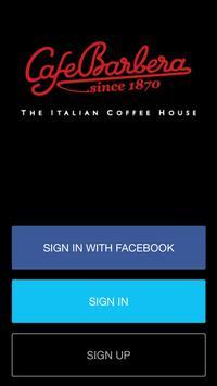 Café Barbera apk screenshot