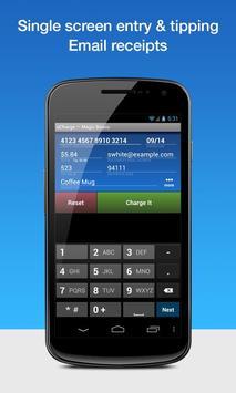 uCharge: Accept Credit Cards apk screenshot
