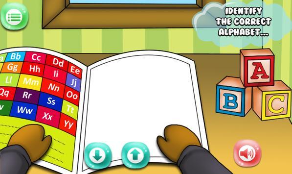 Alphabetical Games For Kids apk screenshot
