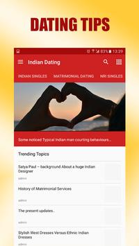Indian Dating poster