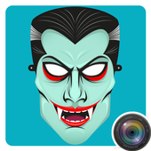 Vampire Selfie Camera icon