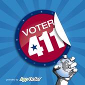 Voter 411 icon