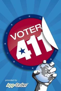 Voter 411 apk screenshot