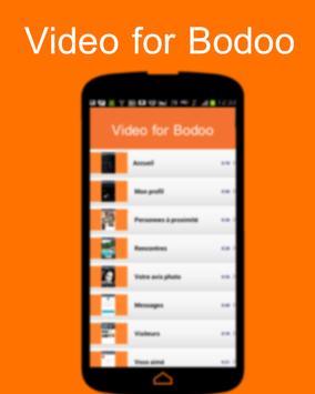 Free Badoo Meet New Poeple Tip poster