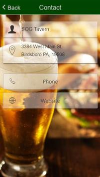 SOG Tavern apk screenshot